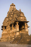 india khajuraho Madhya Pradesh Arkivfoton