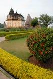 india khajurahotempel Royaltyfri Foto