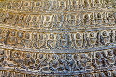 india khajurahotempel Royaltyfria Foton