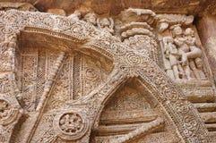 India, Konarak temple Stock Images