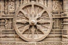 India, Konarak temple Royalty Free Stock Images