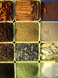 india kryddor Arkivfoto