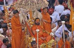 India Kumbh Mela Foto de Stock