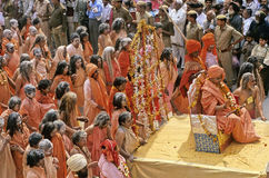 India Kumbh Mela Royalty Free Stock Image