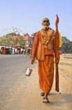 India Kumbh Mela Royalty-vrije Stock Foto