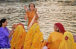 India Kumbh Mela Stock Image