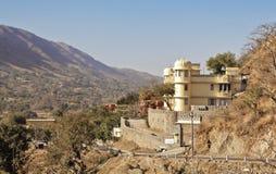 india kumbhalghar rajasthan terrain arkivfoto