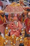 india kumbhmela Royaltyfri Bild