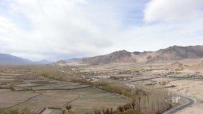 India Ladakh Leh city time lapse stock video
