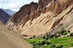 India - Ladakh (little Tibet) landscape Stock Images