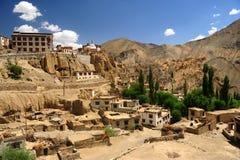 india ladakhleh Arkivbild