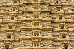 India landscapes. Gokarna, Murudeshwara. Royalty Free Stock Photos