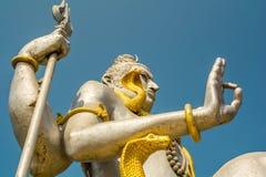 India landscapes. Gokarna, Murudeshwara. Stock Image