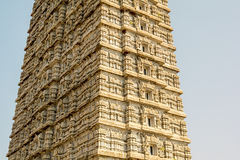 India landscapes. Gokarna, Murudeshwara. Stock Photography
