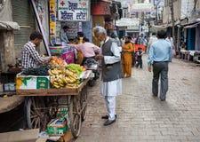 India market Stock Photography
