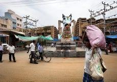India - Meenakshi Royalty Free Stock Photo