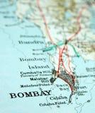 india mumbai Arkivbild
