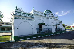 India Muslim Mosque in Ipoh, Malaysia Stock Image