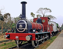 India : Old train Royalty Free Stock Photo