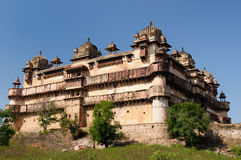 India - Orchha Stock Photo