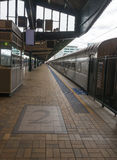 India Pacific train Central station Sydney Australia Royalty Free Stock Images