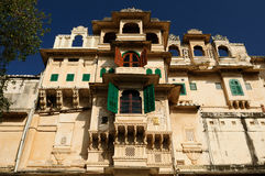 India palace Royalty Free Stock Photography