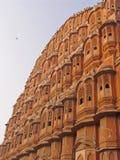 India - Paleis van de winden Stock Afbeeldingen