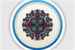 India plate background. In Royalty Free Stock Photo