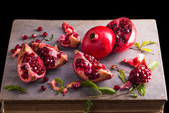 India Pomegranate Royalty Free Stock Image