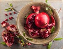 India Pomegranate Stock Photos