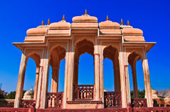 India. Rajasthan, Jaipur, Palace of Winds Stock Photography