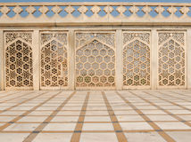 India, Red Fort in Agra Royalty Free Stock Images