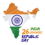 India Republic Day Royalty Free Stock Image