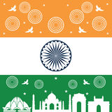 India republic day Royalty Free Stock Photography