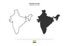 India Royalty Free Stock Photos