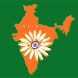 India republiki świętowanie ilustracji
