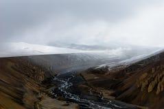 india ridge Royaltyfri Foto
