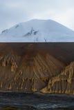 india ridge Arkivbild
