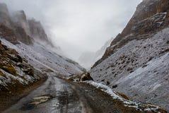 india ridge Arkivfoto
