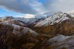 india ridge Fotografering för Bildbyråer