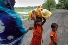 India rural Fotografia de Stock