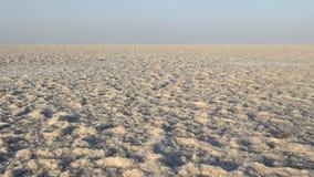 India, salt desert Royalty Free Stock Photos