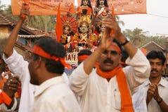 Indiańscy bóg Obraz Royalty Free
