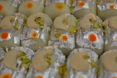Indiańscy Bengalscy cukierki Zdjęcie Stock