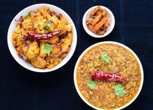 Indiańscy veggies Obrazy Royalty Free