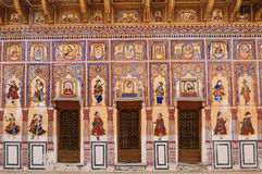India - Shekhawati Hevelis Royalty Free Stock Photography