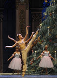 India Shiva- The second act second field candy Kingdom -The Ballet  Nutcracker Royalty Free Stock Photography