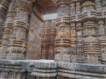 Indiańska architektura Obraz Stock