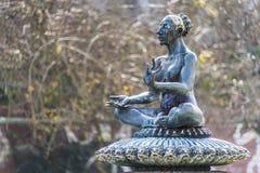Indiańska fontanna Berlin Zdjęcie Stock