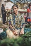 Indiańska kobieta Zdjęcie Stock